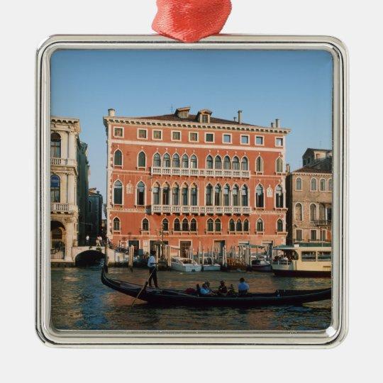 Grand Canal, Venice, Veneto, Italy Metal Ornament