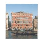 Grand Canal, Venice, Veneto, Italy Notepad