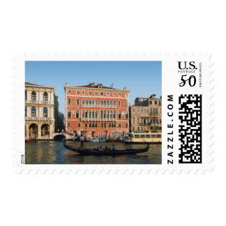 Grand Canal, Venice, Veneto, Italy Postage