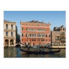 Grand Canal, Venice, Veneto, Italy Postcard