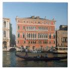 Grand Canal, Venice, Veneto, Italy Tile