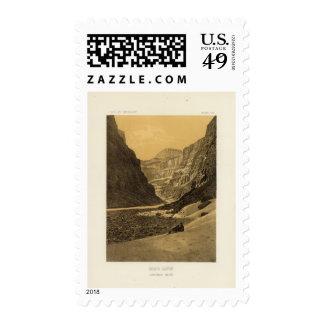 Grand Canon, Colorado River Postage Stamps