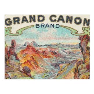 Grand Canon Postcard