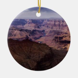 Grand Canyon 10 Ceramic Ornament