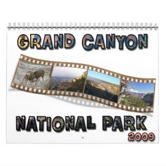 Grand Canyon 2009 Calendar