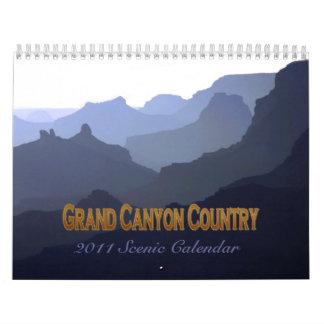 Grand Canyon 2011 Calendar