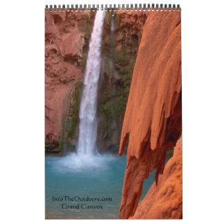 Grand Canyon 2012 Calendar