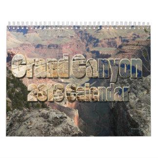 Grand Canyon 2013 Calendar