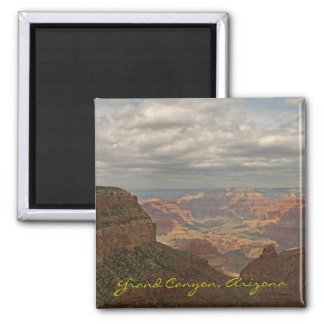 Grand Canyon 2 Inch Square Magnet