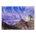 'Grand Canyon 5' Greeting Card