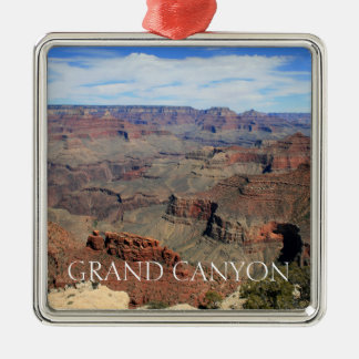 Grand Canyon 5 Metal Ornament
