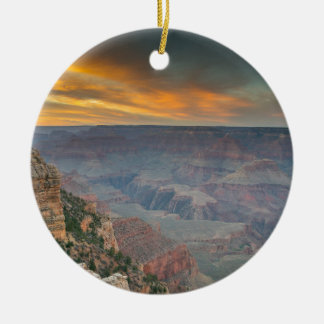 Grand Canyon 6 Ceramic Ornament