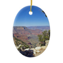Grand Canyon 9 Ceramic Ornament