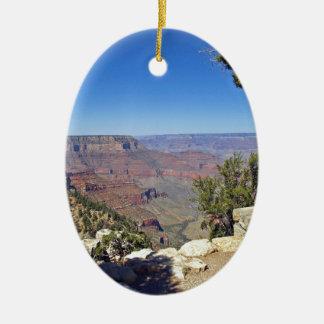 Grand Canyon 9 Ceramic Ornament