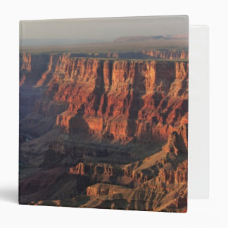 Grand Canyon and Colorado River in Arizona 3 Ring Binder