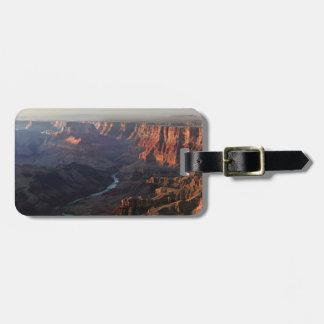 Grand Canyon and Colorado River in Arizona Bag Tag
