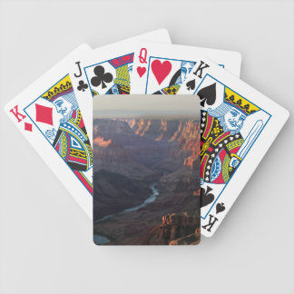 Grand Canyon and Colorado River in Arizona Bicycle Playing Cards