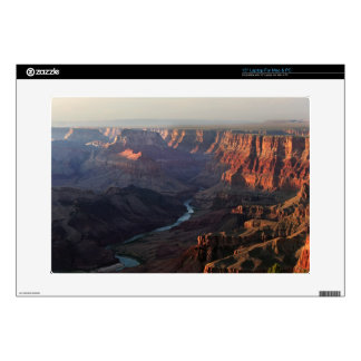 Grand Canyon and Colorado River in Arizona Decals For Laptops