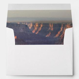Grand Canyon and Colorado River in Arizona Envelope
