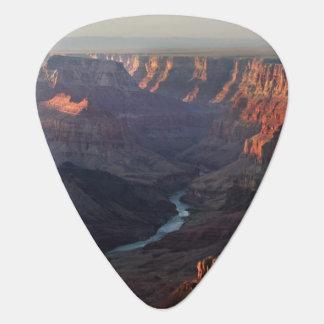 Grand Canyon and Colorado River in Arizona Guitar Pick