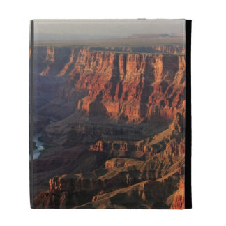 Grand Canyon and Colorado River in Arizona iPad Cases