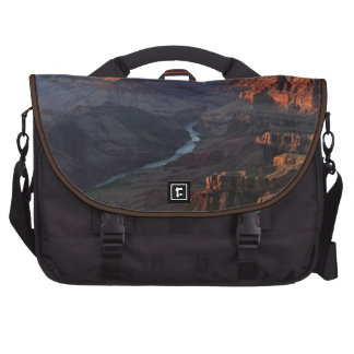 Grand Canyon and Colorado River in Arizona Bags For Laptop