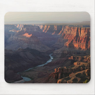 Grand Canyon and Colorado River in Arizona Mouse Pad
