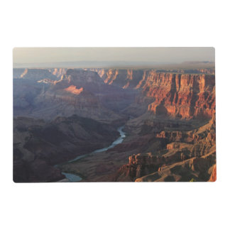 Grand Canyon and Colorado River in Arizona Placemat