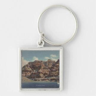 Grand Canyon, Arizona - Boulder Dam Area Keychain