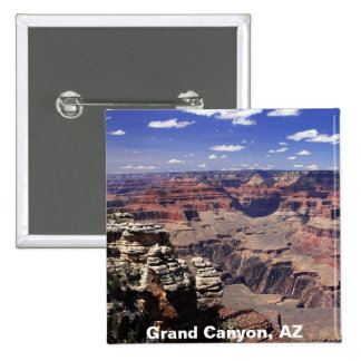 Grand Canyon, Arizona Button
