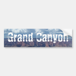Grand Canyon Arizona Desert Bumper sticker Art