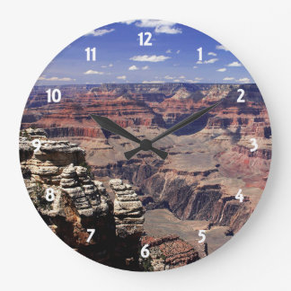 Grand Canyon, Arizona Large Clock