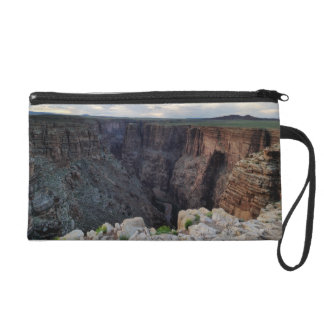 Grand Canyon Arizona Looking into the Abyss Wristlet Purse