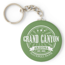 Grand Canyon Arizona National Park Keychain