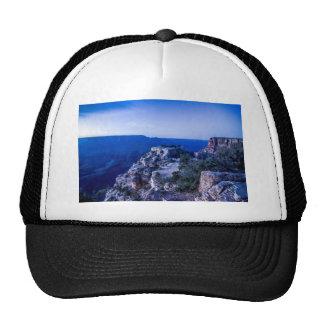 grand canyon arizona night view sky stars universe trucker hat