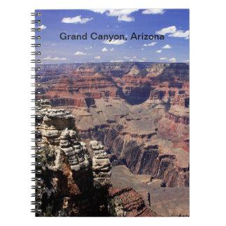 Grand Canyon, Arizona Note Book