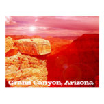 Grand Canyon Arizona Painted Desert post card art