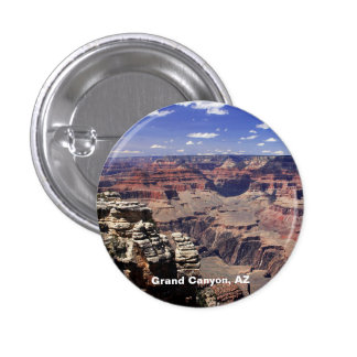 Grand Canyon, Arizona Round Button