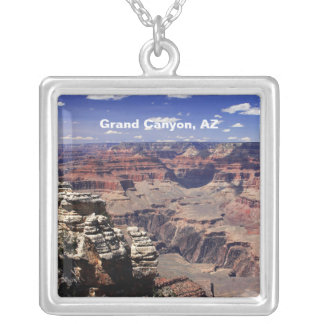 Grand Canyon, Arizona Silver Plated Necklace