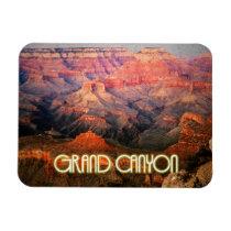 Grand Canyon, Arizona stylized Magnet