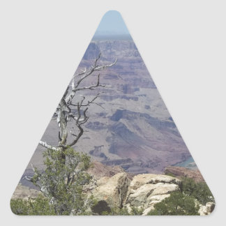 Grand Canyon Arizona Triangle Sticker