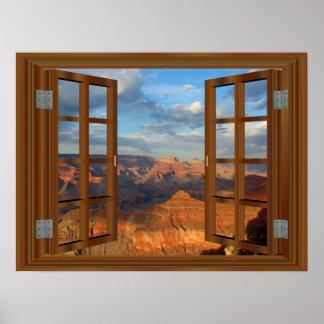 Grand Canyon Arizona USA Stunning View Poster