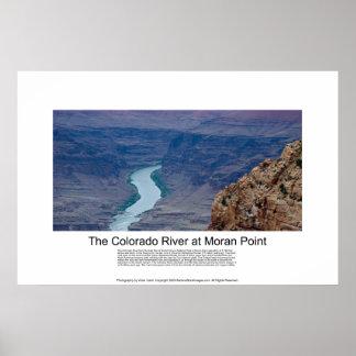 Grand Canyon at Moran Point 4820 Print