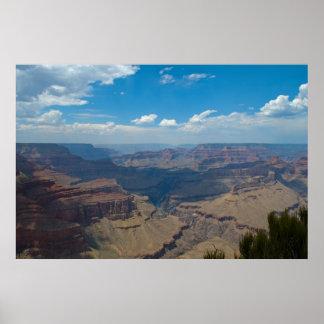 Grand Canyon at Pima Point 4634 Print