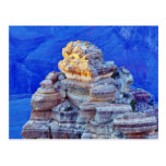 Grand Canyon At Sunset Post Card