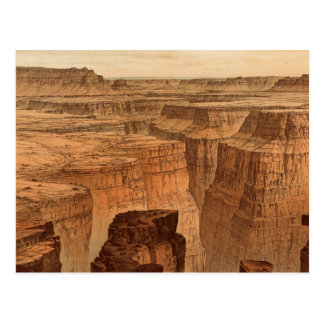 Grand Canyon at the foot of the Toroweap Postcard