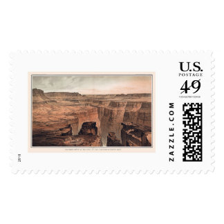 Grand Canyon at the Foot of Toroweap 1882 Postage