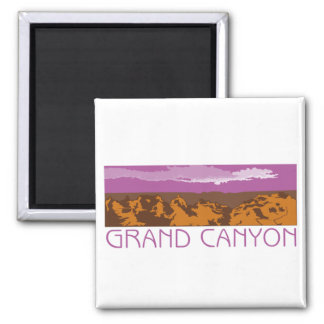 Grand Canyon Banner Magnet