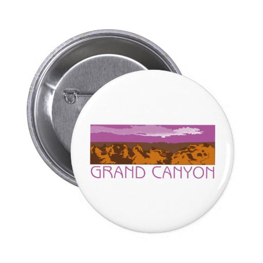 Grand Canyon Banner Pin