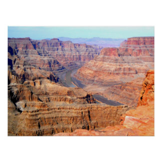 Grand Canyon Beauty Poster